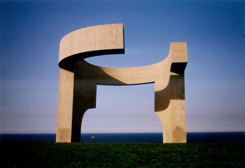 Monumento a Gijon, Asturias