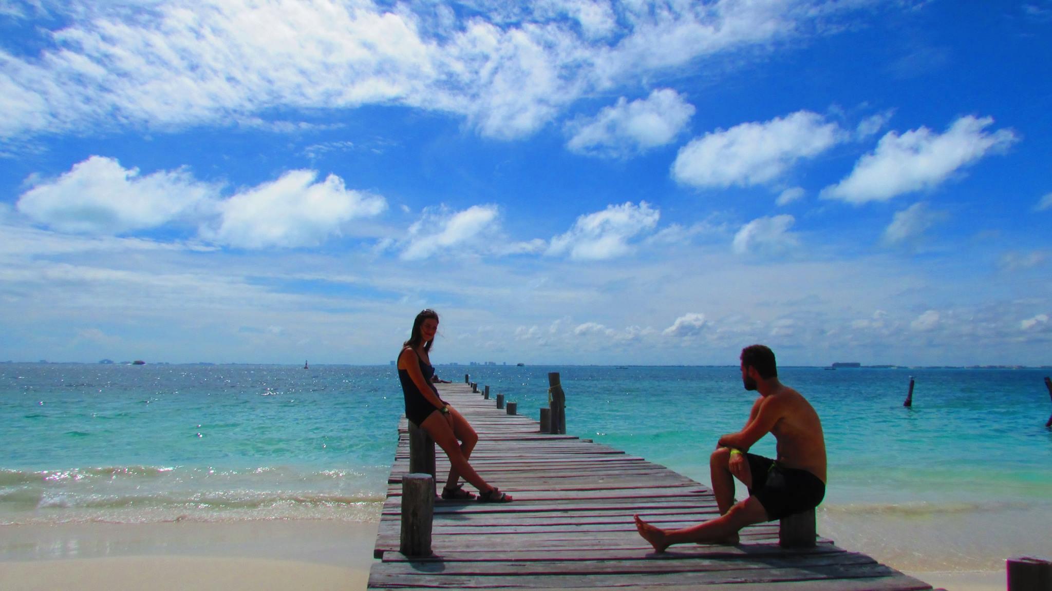 Paula y Dani de Nos vamos de Rutica