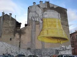 En la muy católica Cracovia, hay cierta contestación que no tiene voz en los medios.