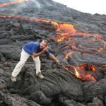 10 volcanes dónde ver lava fluyendo