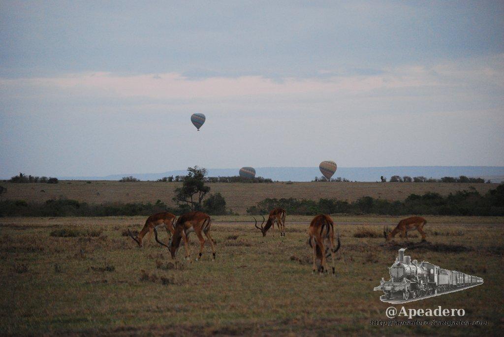 El lujo en Kenia y Uganda