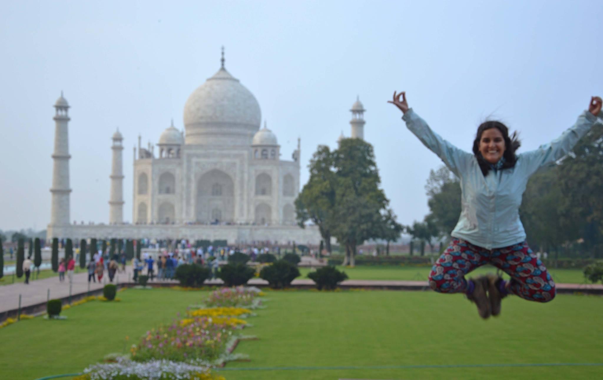 Viajar para vivir – Entrevista viajera