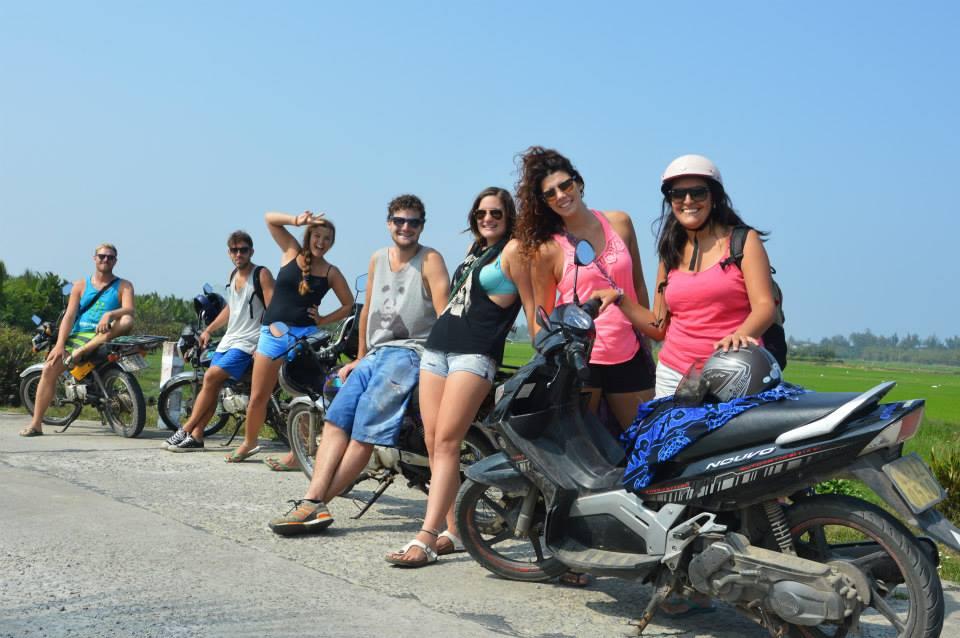 Viajando por Vietnam
