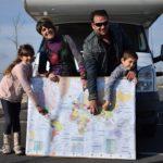 Una familia en autocaravana – Entrevista de viajes