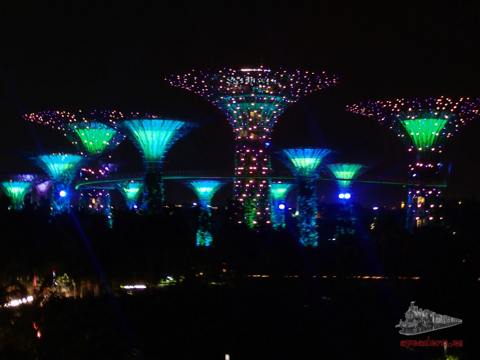 Tour gratuito en Singapur durante tu escala