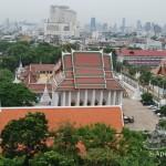 Calurosa bienvenida en Tailandia