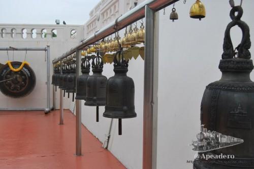 La mayor parte de los templos son gratuitos, pero los donativos son bienvenidos.