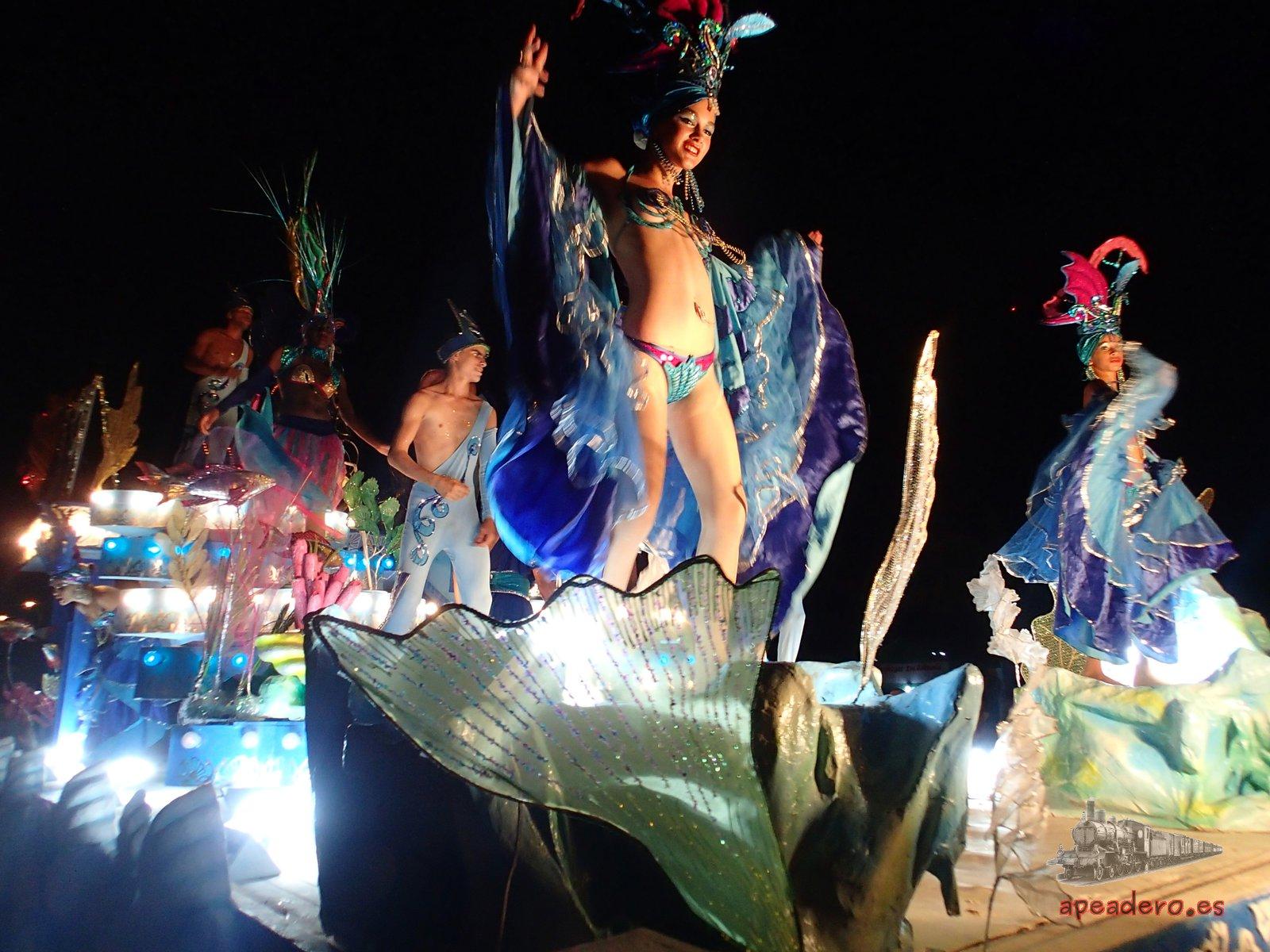 Los carnavales de La Habana y Cienfuegos