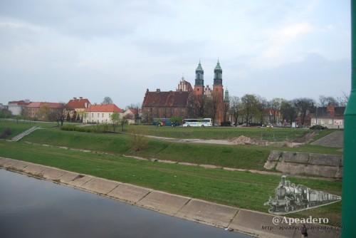 Esta es la catedral de la que tuvimos que salir antes de que nos echaran un mal de ojo (¿o eso es de otra religión?)