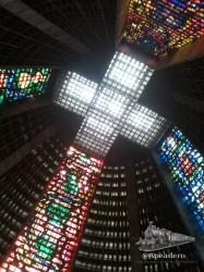 Merece la pena visitar el interior de la catedral.