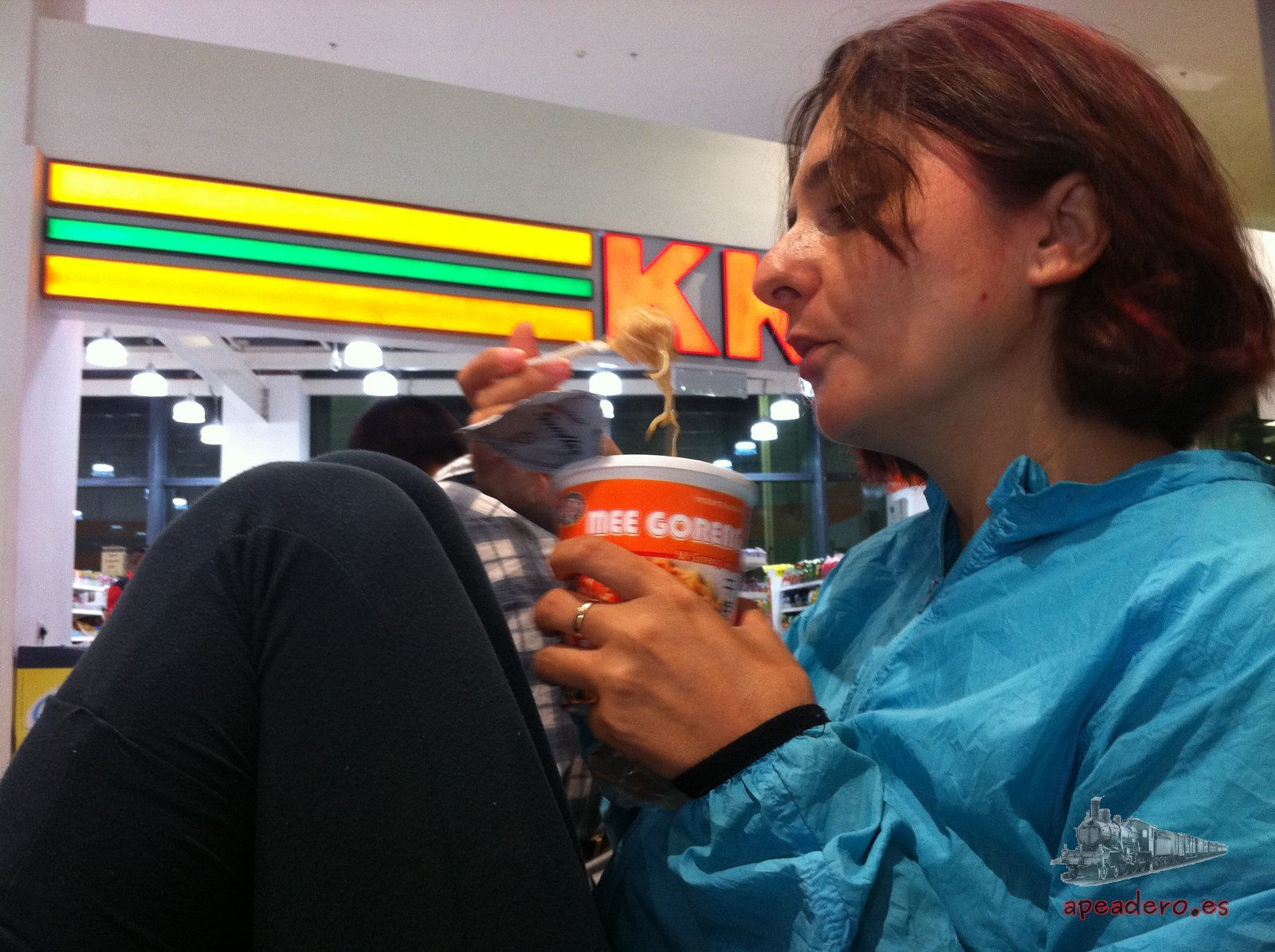 Del aeropuerto de Makassar a Rantenpao en Autobus nocturno