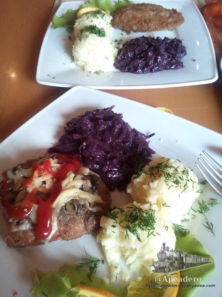 Dónde comer en Gdansk