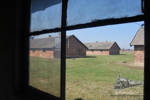El campo de Birkenau es el más interesante para conocer cómo eran los campos en realidad. Impresiona ver el vacio.