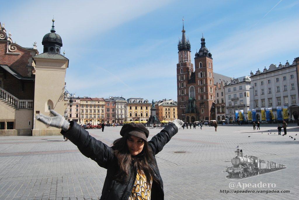 Callejeando por Cracovia