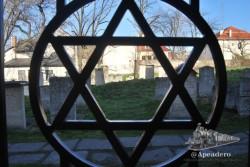 """También pasamos por el barrio judio, en nuestro """"día tranquilo""""."""
