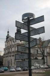 Desde Cracovia a cualquier parte