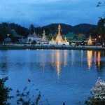 Mae Sariang: ciudad de paso