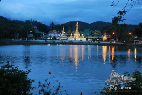Dejamos Mae Hong Son con mucho dolor de nuestro corazón, igual que Pai, pues son lugares con un encanto especial.
