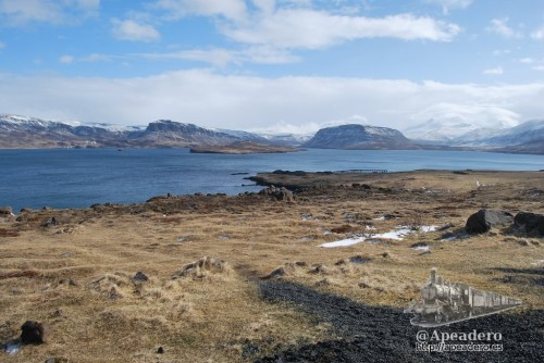 Despertar en un lugar tan espectacular como este es una de las razones por las que alquilar una autocaravana es la mejor opción para hacer una ruta por Islandia.