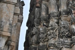 Algunos templos tienen un nivel de conservación realmente bueno.