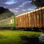 El tren lunático: de Mombasa a Nairobi