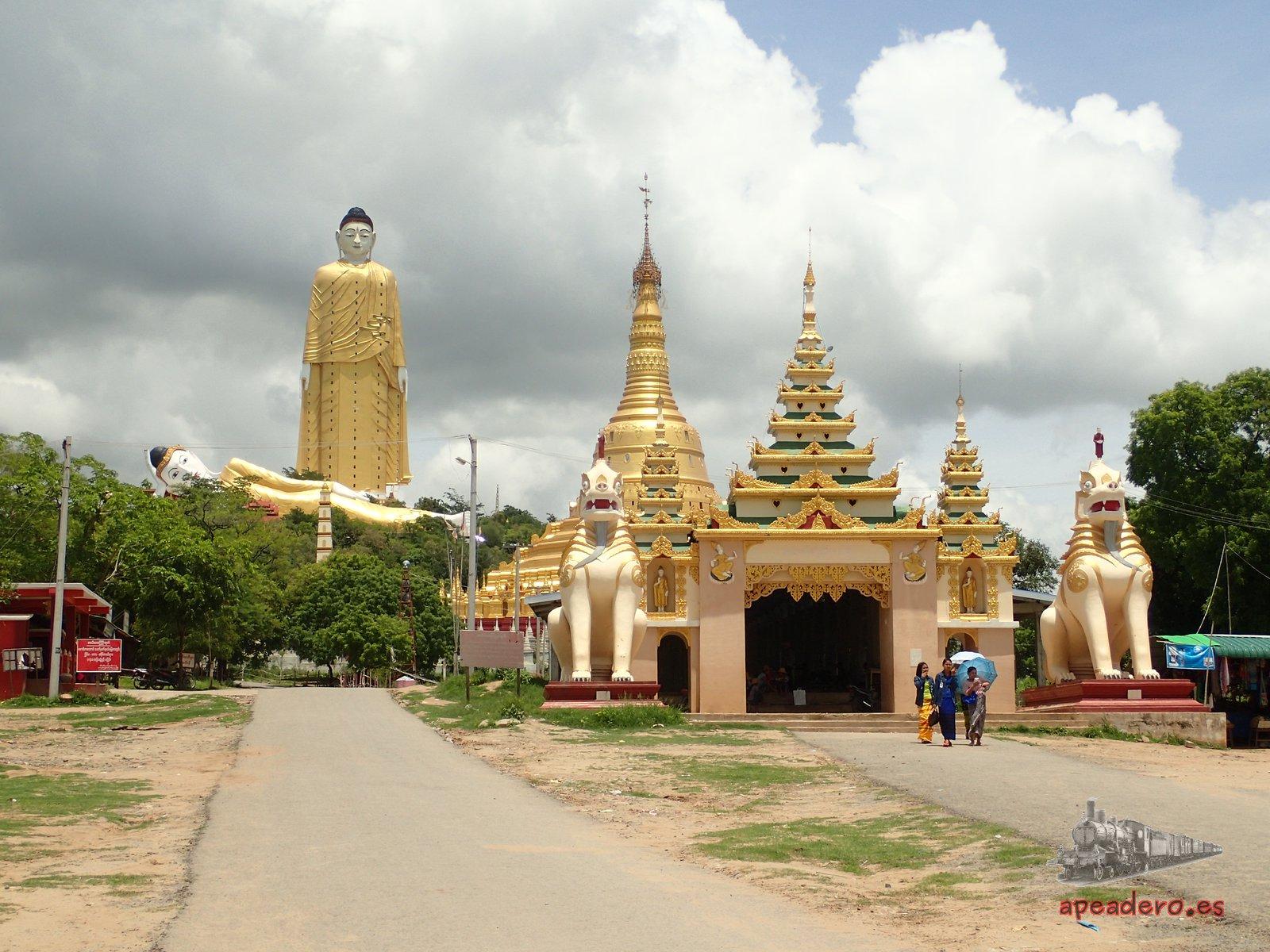 La ruta por los alrededores de Mandalay que no quieren que conozcas