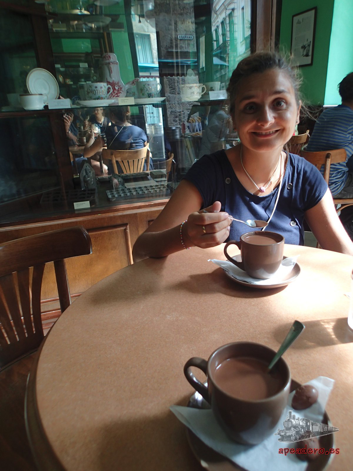 El museo del Chocolate es un lugar que se debe visitar en todo viaje a La Habana que se precie.