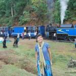 El tren de las nubes (Nilgiris)