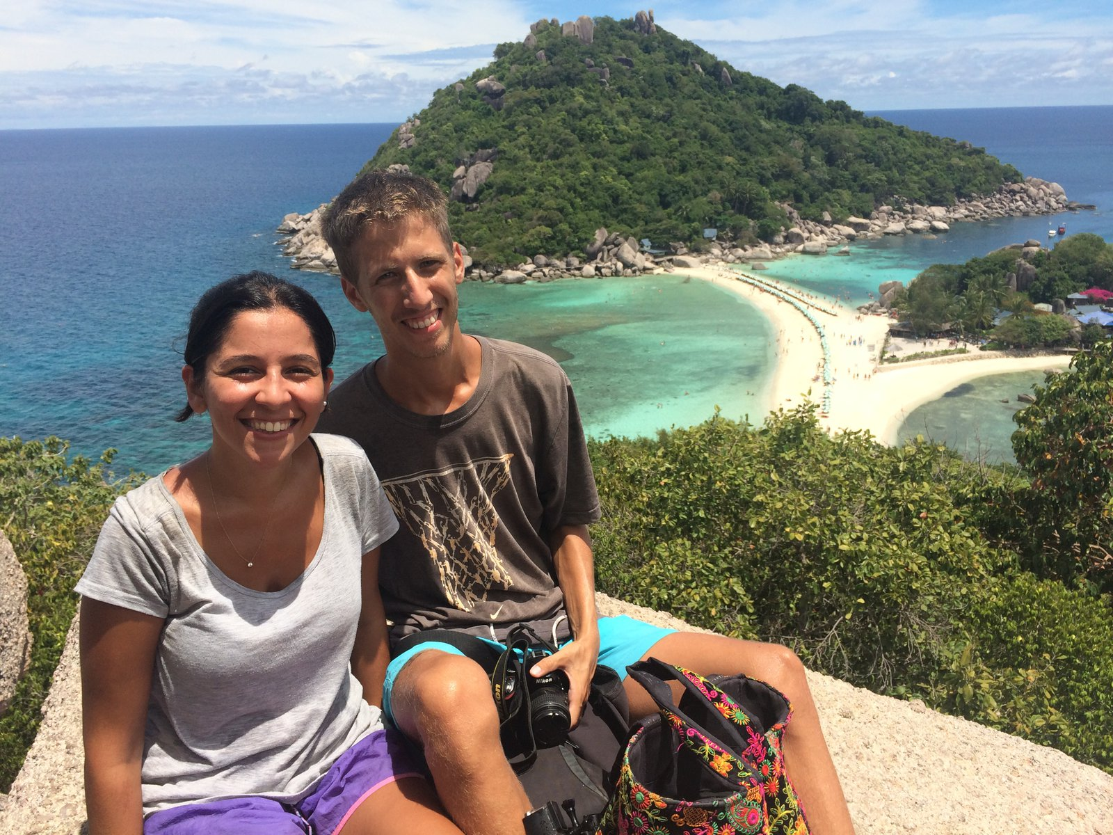 Amor a primer viaje – Entrevista viajera