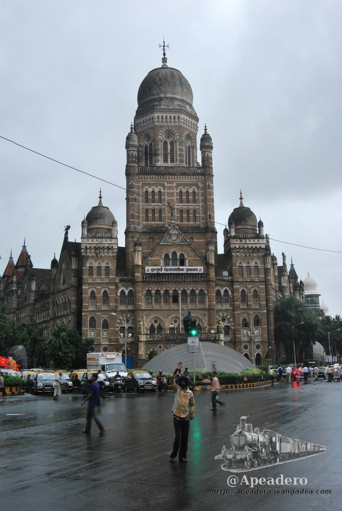 Heavy rains in Mumbai – Primeras impresiones de India