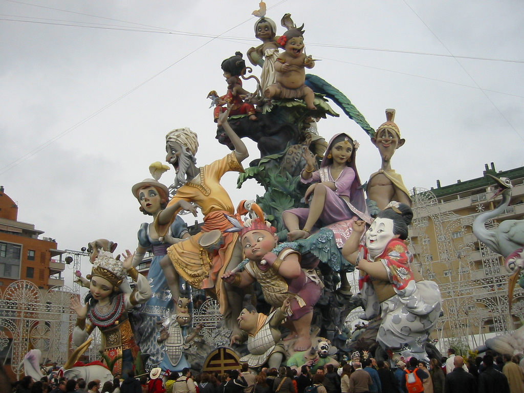 4 alternativas a las Fallas en Valencia