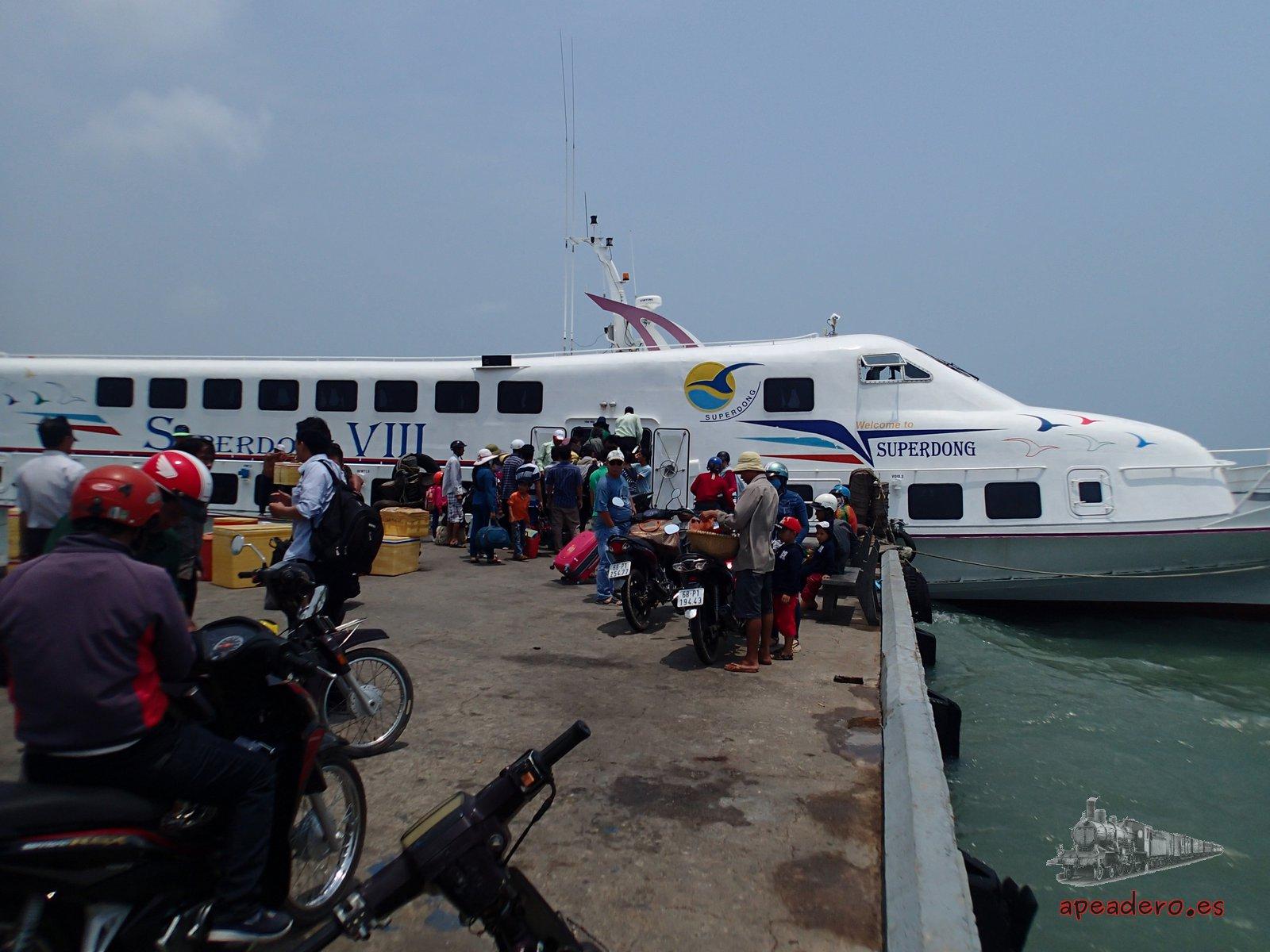 Phu Quoc: cómo llegar y salir de la isla