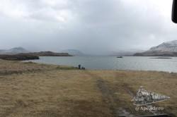 El destino del primer día de ruta en Islandia era el golfo de Hvammsvík, un lugar muy espectacular.