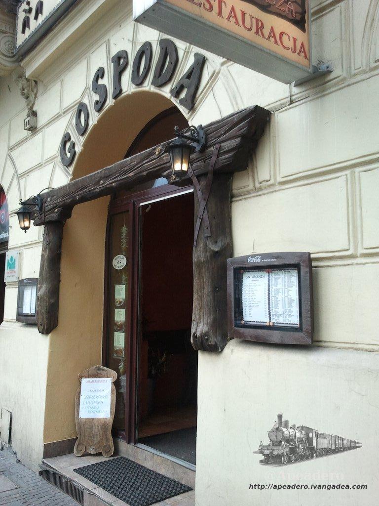 Dónde comer en Cracovia