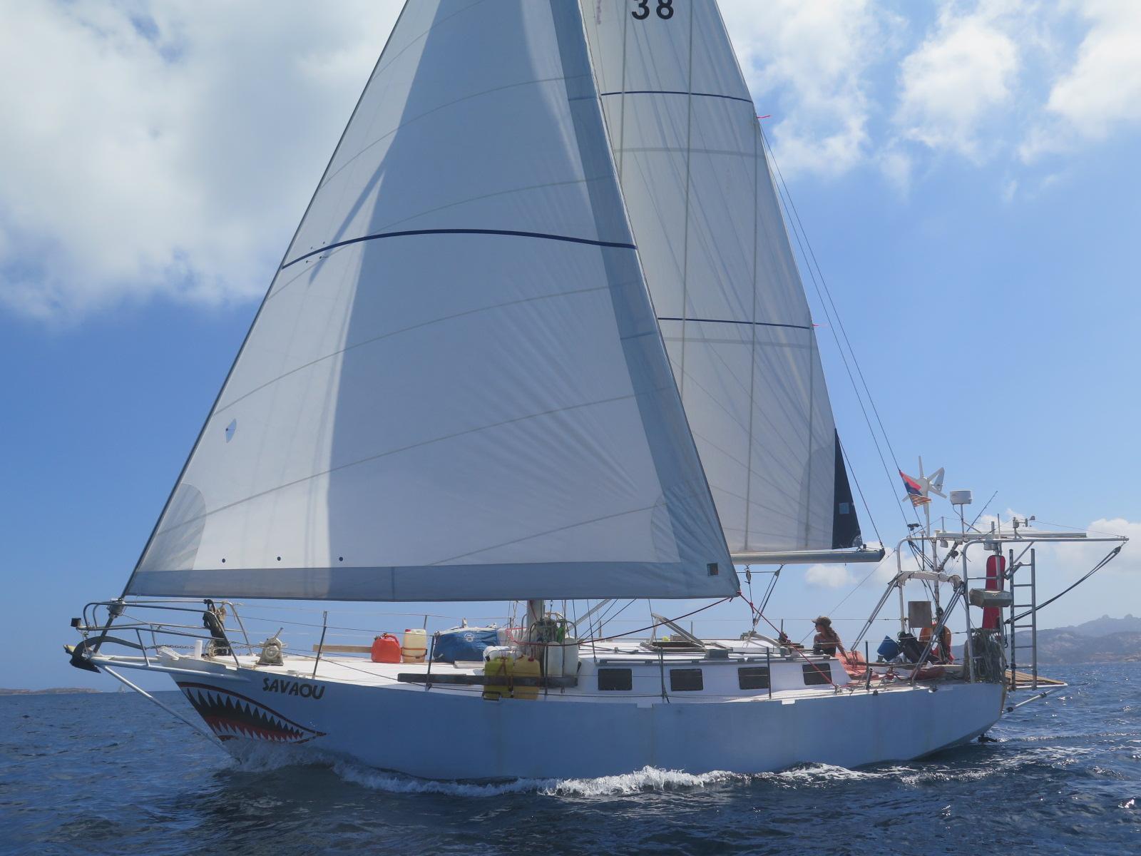Vuelta al mundo en velero