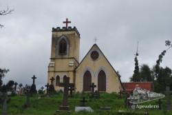 Ooty tiene muchos lugares que visitar y aunque no sea tan bonita como Munnar, sigue siendo una ciudad muy atractiva. Esta es una de las iglesias que hay que visitar en la ciudad.