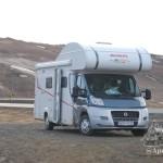 Alquiler de autocaravanas en Islandia (y campers)