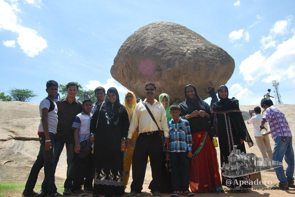 Mamallapuram y otros alrededores de Chennai