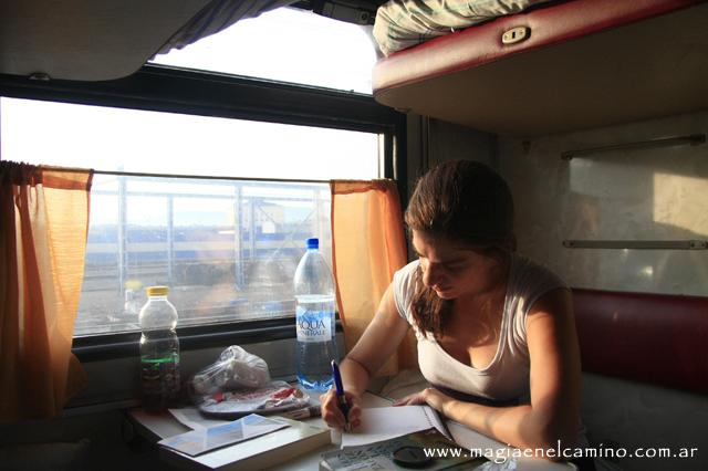 Magia en el camino - escribir y viajar