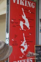 Este es el mapa de las costas