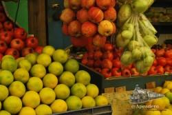 El mercado es uno de los más originales de todo el país. Muy recomendable su visita.