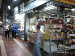 El mercado municipal de Belo Horizonte es un 'must' si estás alojado en la ciudad.