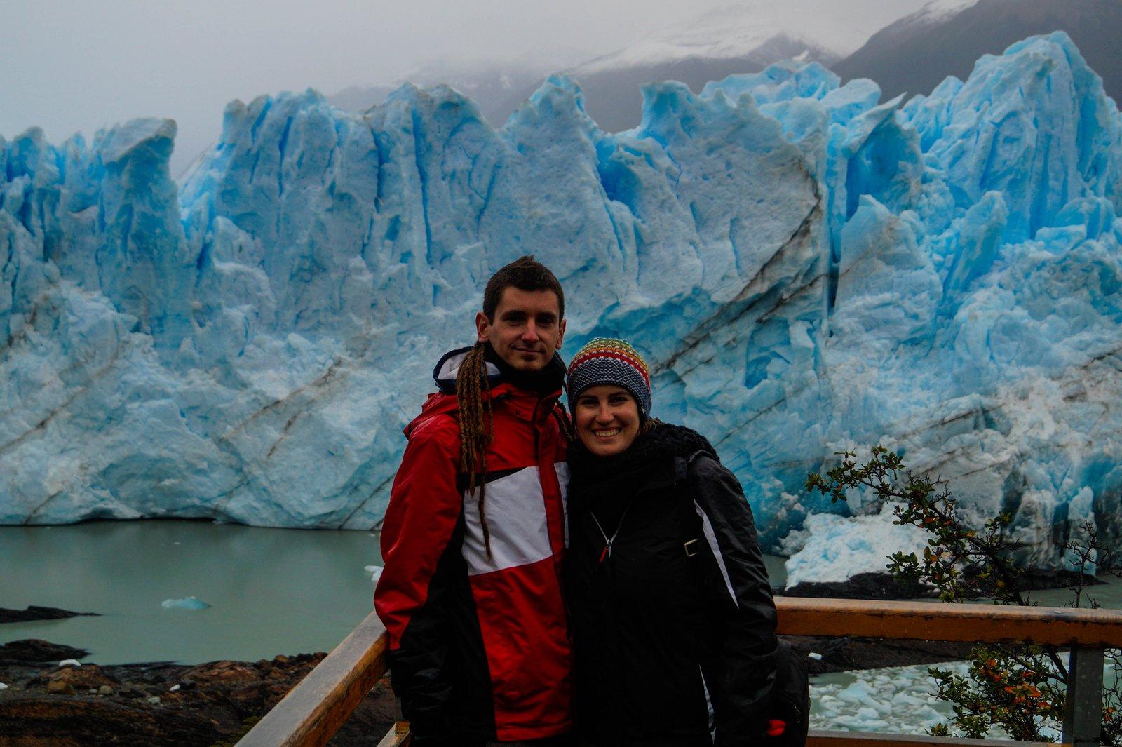 Nuestro diario de aventuras - Perito Moreno