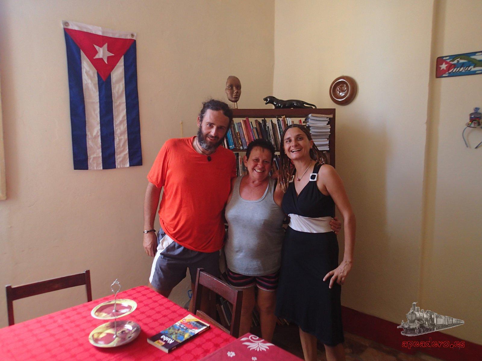 Red de alojamiento seguro y económico en Cuba ($15)