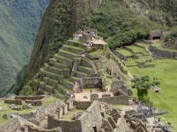 Vista de Machupichu