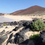 Cómo es acampar gratis en el Parque Natural de La Graciosa (Canarias)