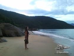 En la misma localidad de Abraao hay varias playas que merecen mucho la pena, no hay que irse muy lejos.