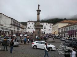 El exceso de coches en el centro desluce mucho la ciudad.