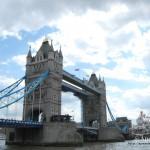 Empieza el viaje a China… en Londres