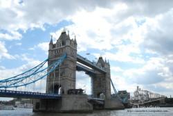 El Puente de Londres es una parada obligatoria en cada visita a la ciudad.